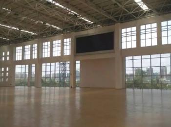 南钢中学体育馆