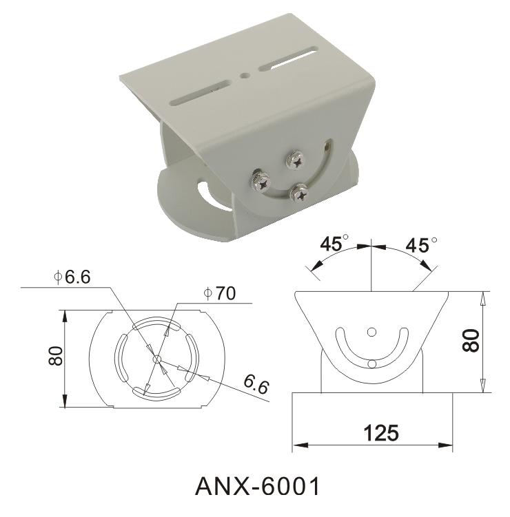 吉安万向节系列——ANX-6001