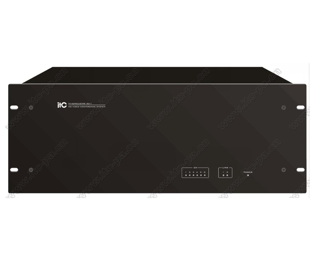 视频会议主机 TV-60MCU(8A) / TV-60MCU(16A)/ TV-60MCU(32A)/ TV-60MCU(64A) / TV-60MCU(120A)